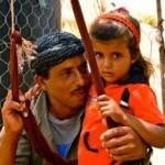 Kinderopvang voor Bedoeïnen op de Westelijke Jordaanoever; UNWRA werkgelegenheidsprogramma, gesponsord door EU. Bron: fotogallery UNWRA