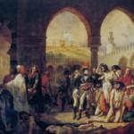 Antoine Gros: Napoleon bezoekt de pestlijders van Jaffa (11 maart 1799)