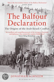 De Balfour Declaration wordt veelal gezien als de basis van het Israelisch-Palestijns conflict.