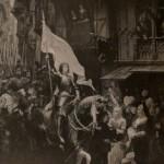 Intocht van Jeanne d'Arc inOrleans (Jean-Jacques Scherrer, 1887)
