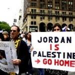 Pro-Israëldemonstranten en Tea Party-activisten in de VS