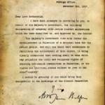 Balfour verklaring, 2 november 1917