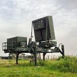 Het radar van Iron Dome