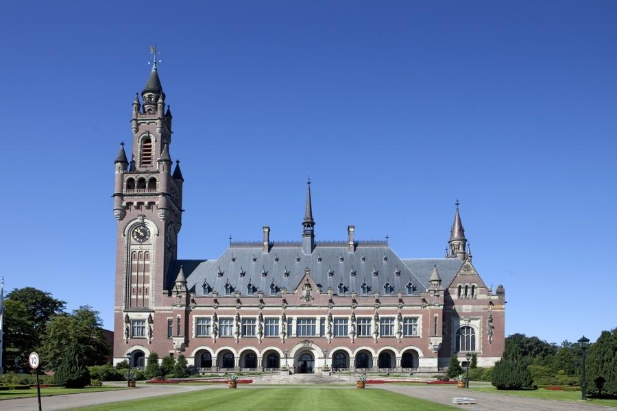nieuws van 9 juli 2014 - Het Internationaal Gerechtshof in Den Haag: jaffadok.nl/10-jaar-geleden-nu-nieuws