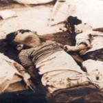Palestijnse slachtoffers. bron: www.sana.sy