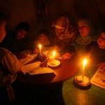 "Intussen in Gaza: ""Why wait in the dark?"" (Palestine Chronicle)"