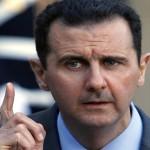 Assad: bewaakte net als zij vader de grens met Israël; maar Israël dringt op