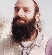 Baruch Goldstein. bron: www.en.wikipedia.org