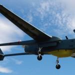 Nieuw waarnemingssysteem past goed op Heron drone (foto Wikipedia)