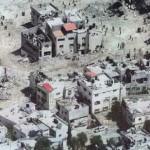 Jenin tijdens de 2e volksopstand (2002). Palestijnse veiligheidsstructuur werd vernietigd; daarna opgebouwd met hulp van de CIA