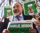 Lieberman, fan van Charlie Hebdo