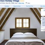 Het Rimonim Hermon Holiday Village wordt beschreven als zijnde in Israel in plaats van bezet Syrisch gebied.