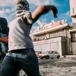 Palestijnse jongeren in Shuafat, 2014 (foto: Peter Beaumont, The Guardian)
