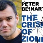 Peter Beinart: 'vreemdeling' worden of stoppen met kritiek.