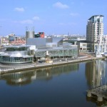 The Lowry, Manchester. (wiki commons)
