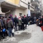 Ook de vluchtelingen in kamp Yarmouk maken zich weinig illusies
