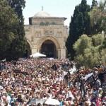 Intussen: inwoners Gaza gestraft, mogen toch niet naar Al-Aqsa (Maan News)