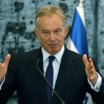 Tony Blair kende en kent iedereen in het Midden-Oosten.