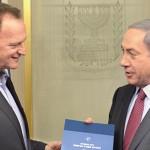Netanyahoe neemt Lockerrapport in ontvangst. Achterliggende vraag: blijft leger centraal in de joodse staat?