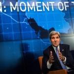 Kerry: wordt olie straks niet meer in dollars afgerekend?