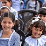 In de marge van het nieuws: 500.000 kinderen zaten in spanning, maar kunnen alsnog naar school.