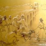 Grote Verzoendag lang geleden; minder militairen volgens het reliëf