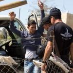 Checkpoint in Jeruzalem: de wijk Jabel Mukaber vandaag
