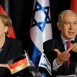 Merkel houdt vast aan bijzondere band met Israël. Volk is minder enthousiast