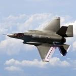 Een F-35 stealth straaljager; zou fijn zijn, maar niet dan na druk uit het Congres