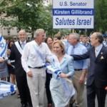 Kirsten Gillibrand, senator voor New York en een van de 36.