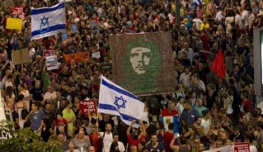 Protest 2011: Vermeed iedere associatie met 'links' en met het Israëlisch-Palestijns conflict