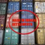 Etikettering: onopvallende stap van EU, maar bedreigend voor Israël