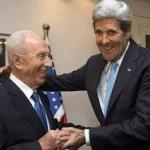 Shimon Pers, voorloper van Herzog, kon nog met succes het spel van de twee staten spelen