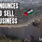Vertrek van G4S (verkoop Israëlische dochter) heeft aanzienlijke symbolische betekenis